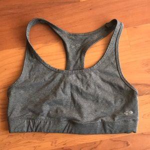 Size L sports bra fits more like Medium